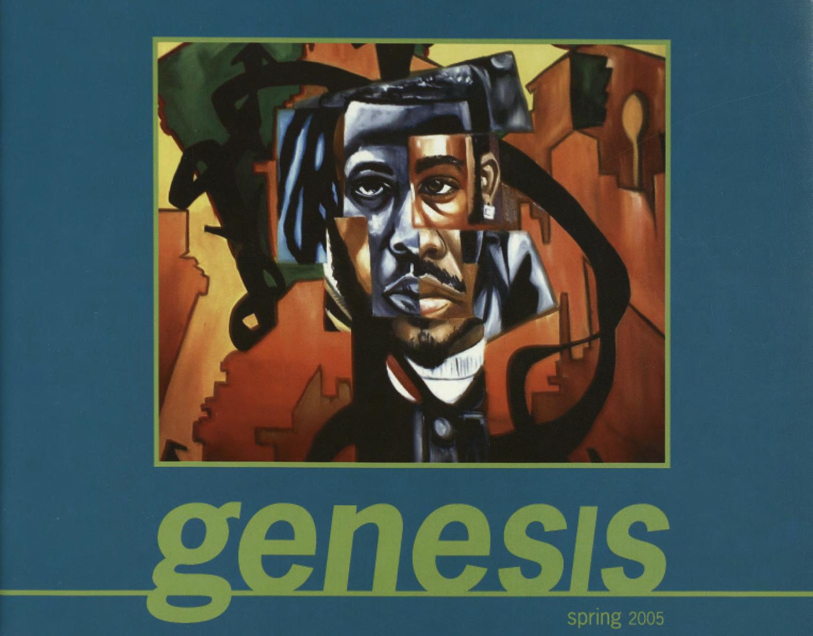 genesis spring 2005 cover
