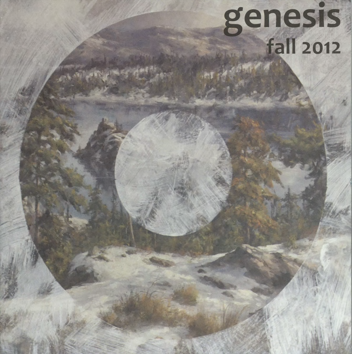 genesis fall 2012 cover