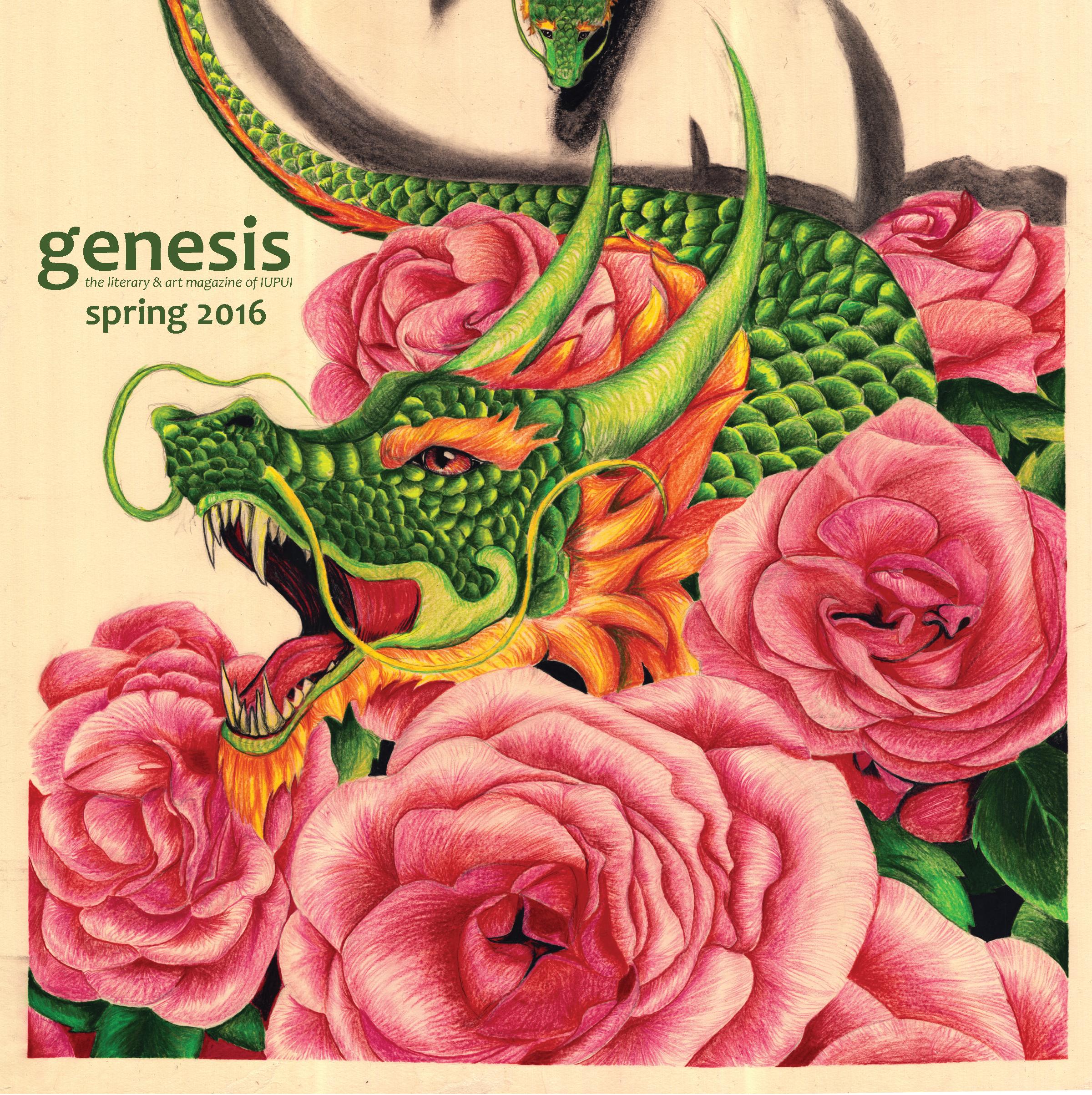 genesis Spring 2016 cover