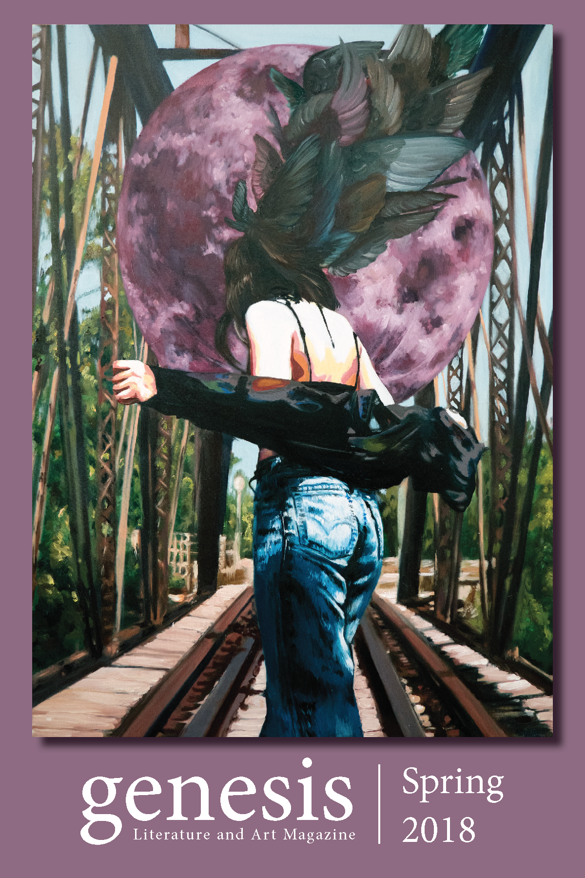 genesis spring 2018 cover