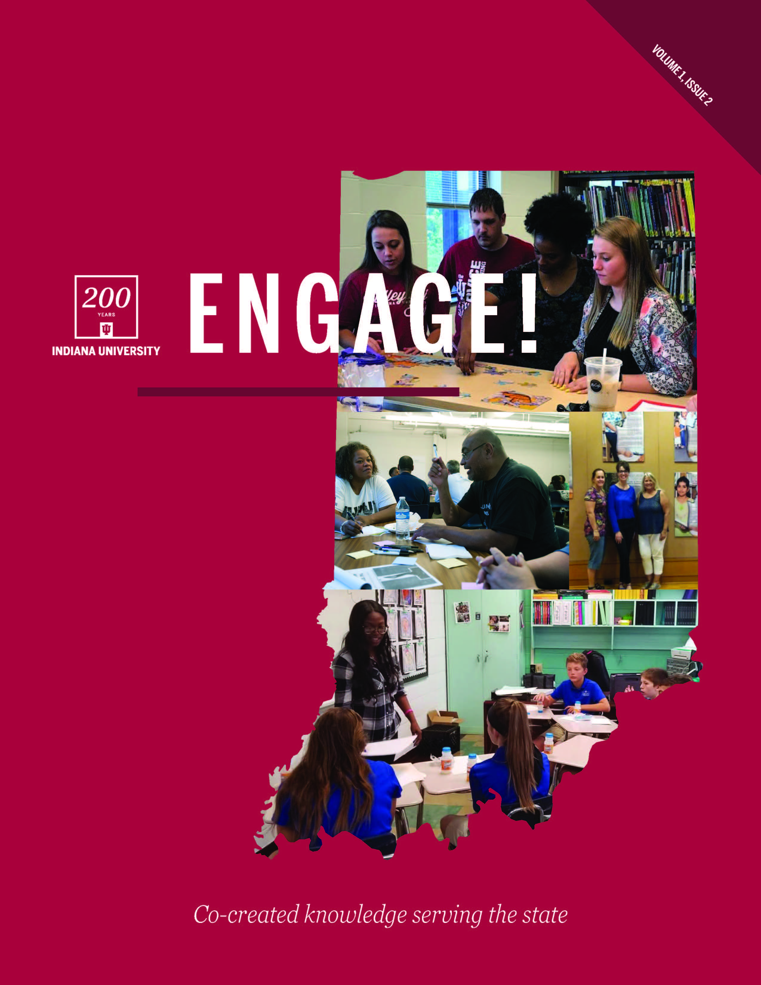 View Vol. 1 No. 2 (2020): ENGAGE! Co-created knowledge serving the state