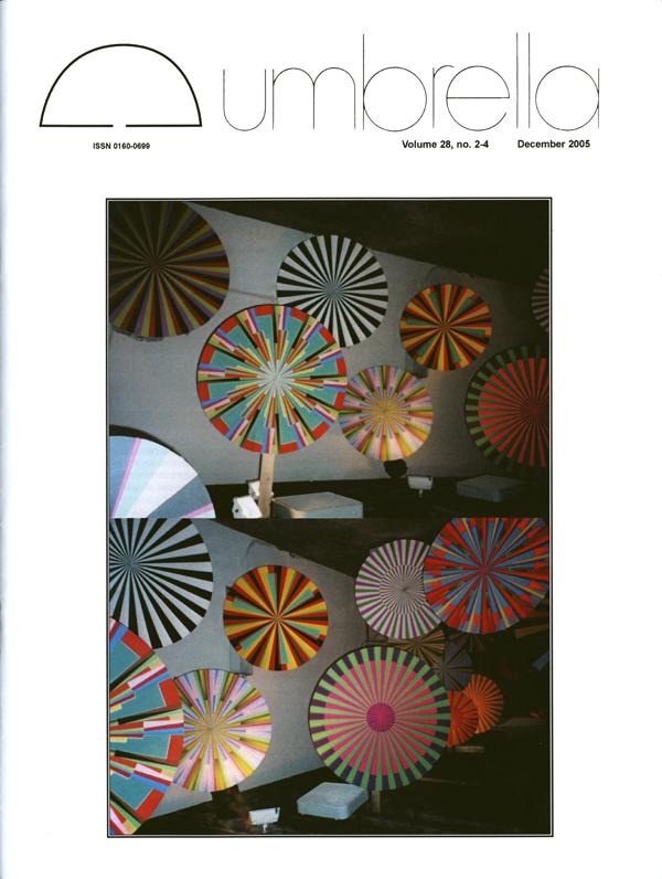 View Vol. 28 No. 2-4 (2005)