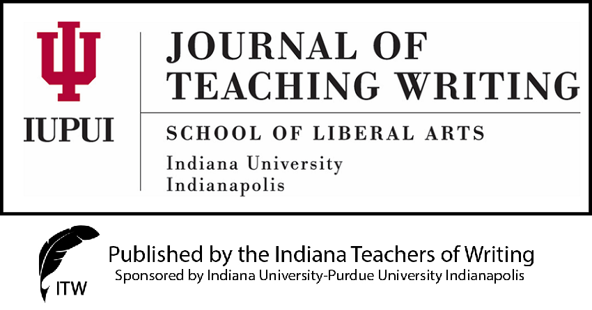 journal of teaching writing Language arts journal of michigan volume 21 issue 1writing matters article 14 2005 all children can write teaching strategies for helping children with autism bridgette r buehrly.