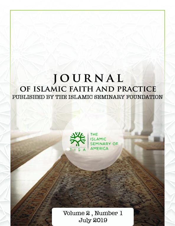 Journal of Islamic Faith and Practice