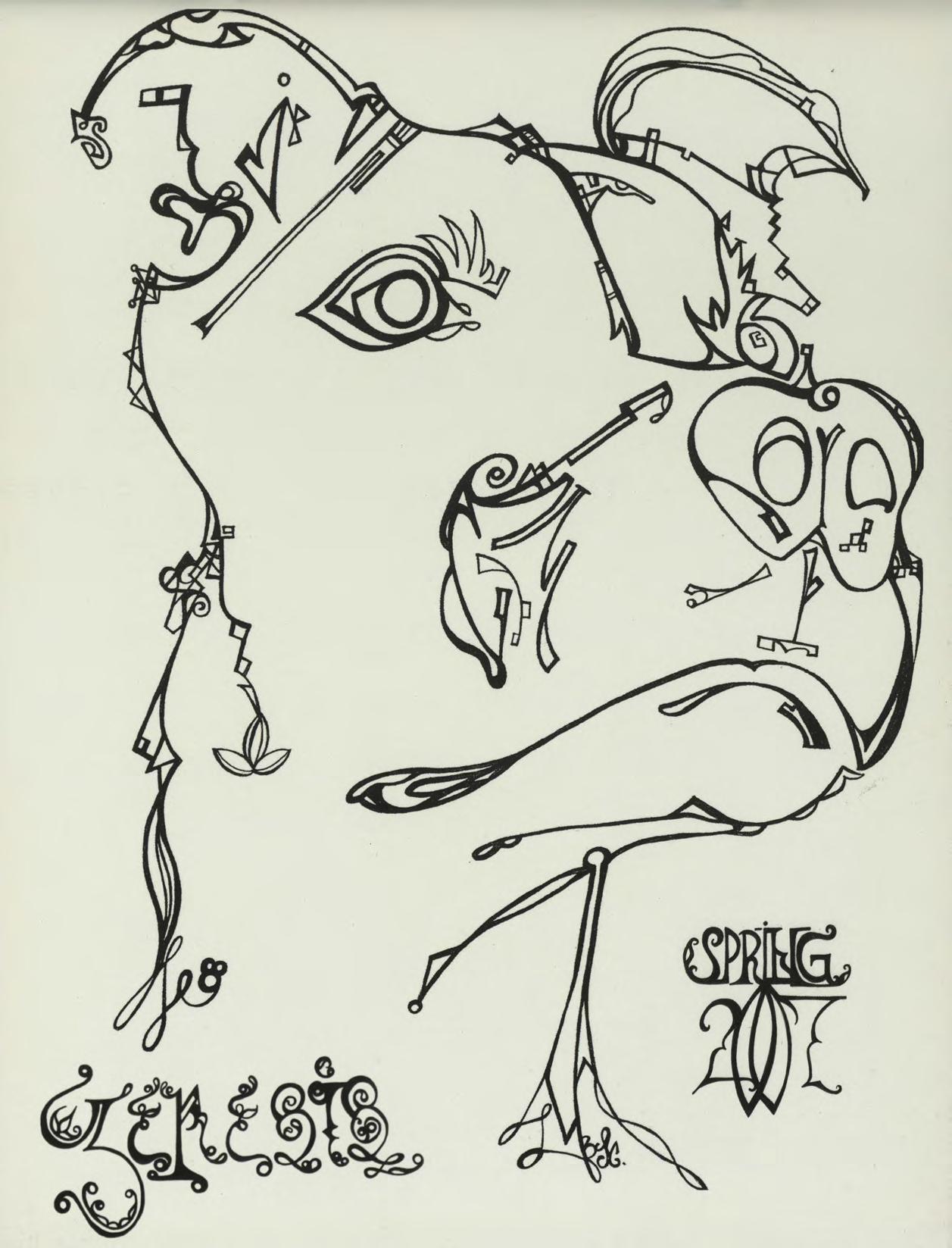 genesis srping 2007 cover
