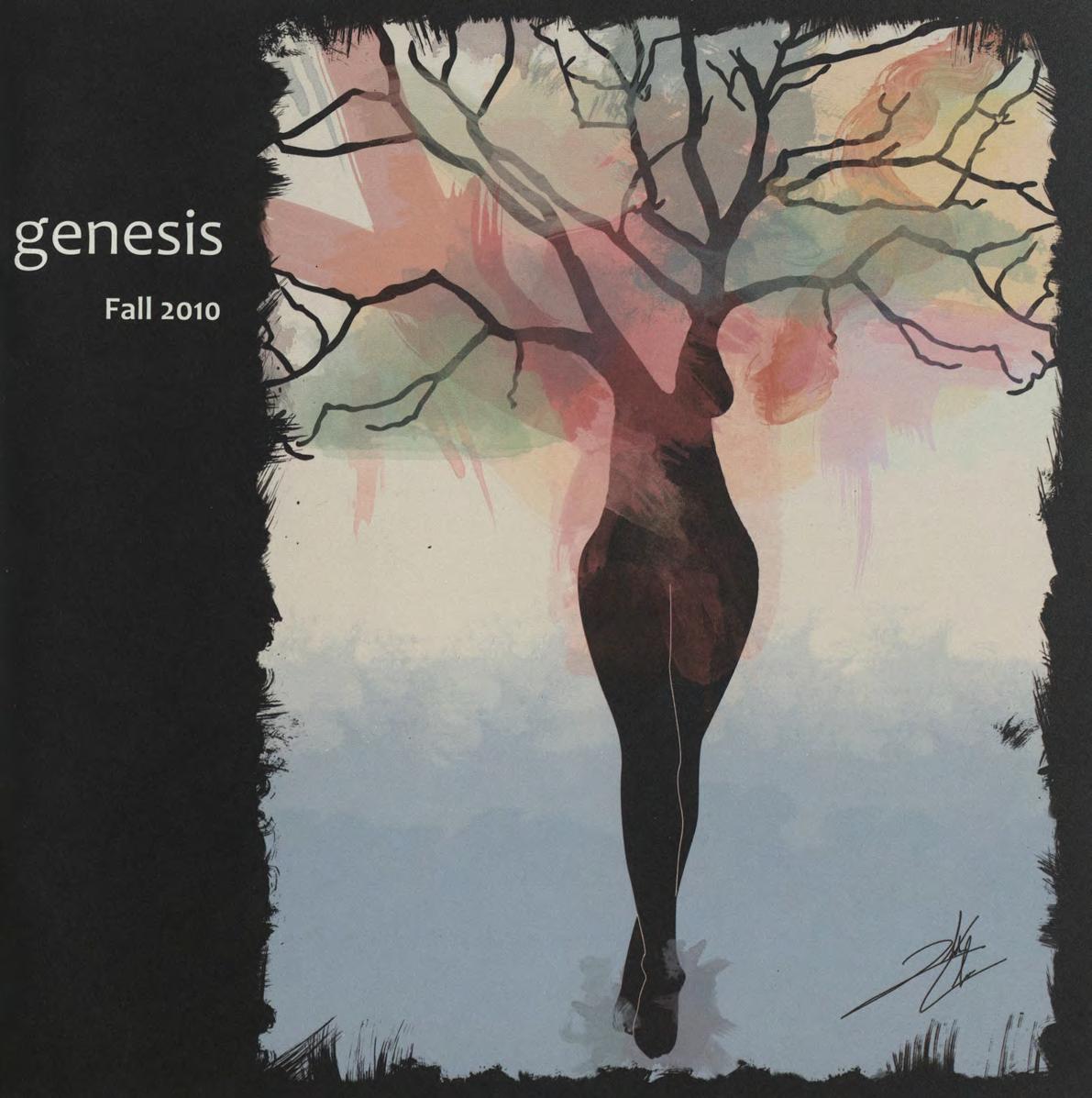 genesis fall 2010 cover