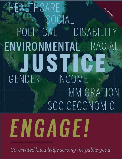 View Vol. 3 No. 1 (2021): Environmental Justice