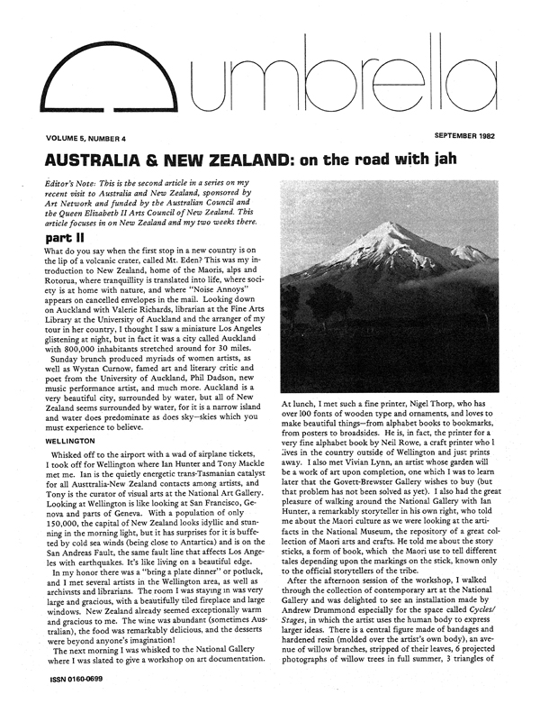 View Vol. 5 No. 4 (1982)