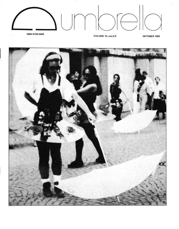 View Vol. 16 No. 2-3 (1993)