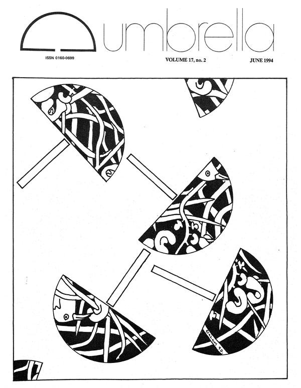 View Vol. 17 No. 2 (1994)