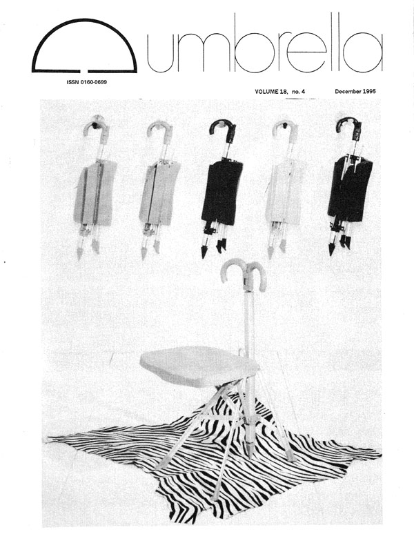 View Vol. 18 No. 4 (1995)